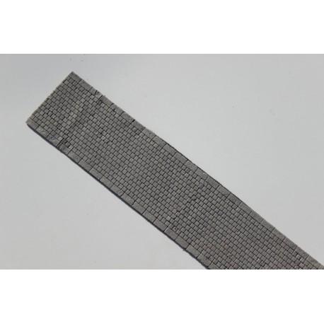 Bahnsteig Betonplatten