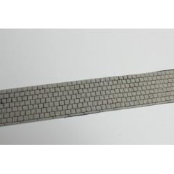 Gehweg mit Betonplatten