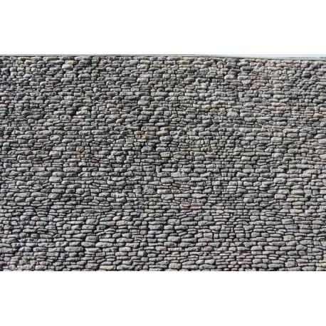 Bruchsteinmauer