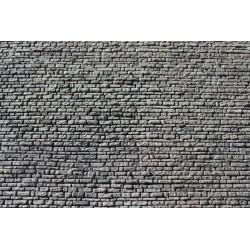 Schichtmauerwerk regelmäßig