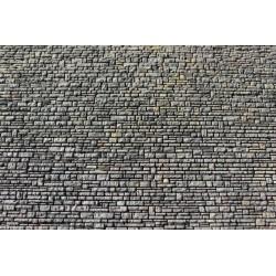 Schichtmauerwerk unregelmäßig